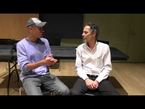 Scott Thompson Interviews Joshua Redman
