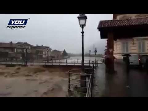 Thumbnail for L'alluvione in Piemonte del novembre 2106