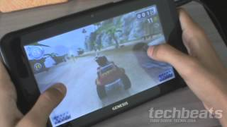 #Graphics - Performance Gráfica do Tablet GT-7305