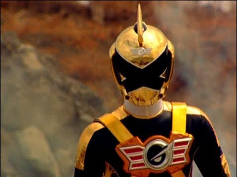 Power Rangers RPM - Ghosts - Gold and Silver Ranger's Fight (Episode 15)