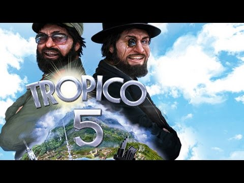 Tropico 5 Ep. 1 | First Gameplay! |