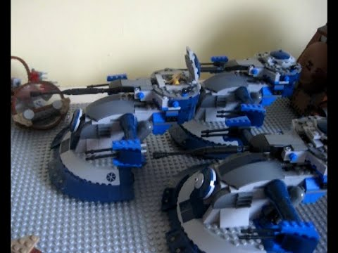 LEGO Star Wars Outpost Defence