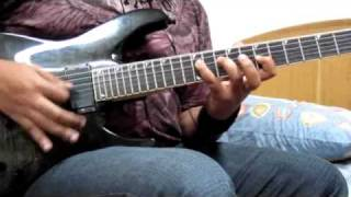 Parkway drive - carrion (cover)
