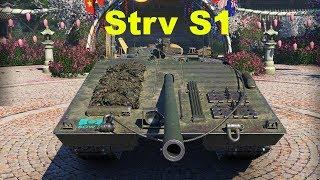 Linia frontu: Strv S1 ~ 22000 dmg