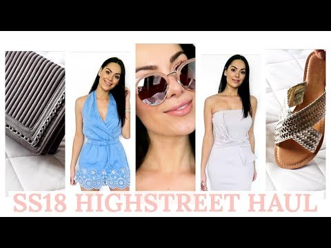 DOROTHY PERKINS SPRING SUMMET HAUL in Collaboration with Dorothy Perkins | Beauty's Big Sister Ad