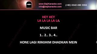 Video Kal Shab Dekha - Video karaoke - Waris Baig - by Baji karaoke download MP3, 3GP, MP4, WEBM, AVI, FLV Juni 2018