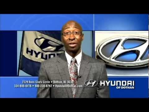 New Year At Hyundai Of Dothan Feat Jerry Spivey Youtube