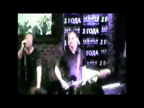 IRIS- Live in Volgograd News Pub 12.09 2010(The Road of Depeche Mode Party).mp4