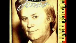 George Jones - I Want To Grow Old With You