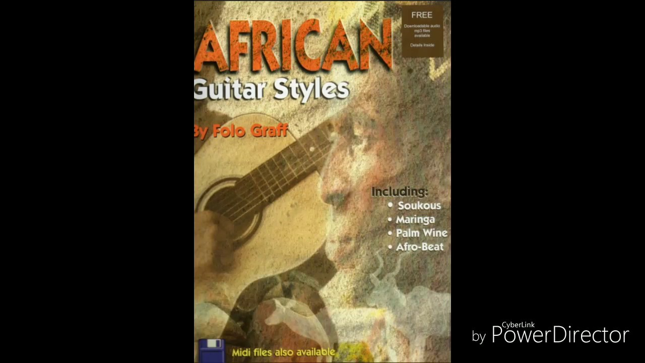 African Guitar Styles MIDI files