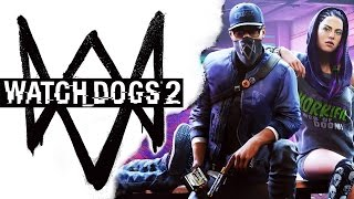 WATCH DOGS 2 Gameplay German #5  Ps4 Pro Let