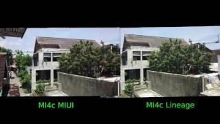 Camera Test MI4C | Lineage OS vs MIUI | Android