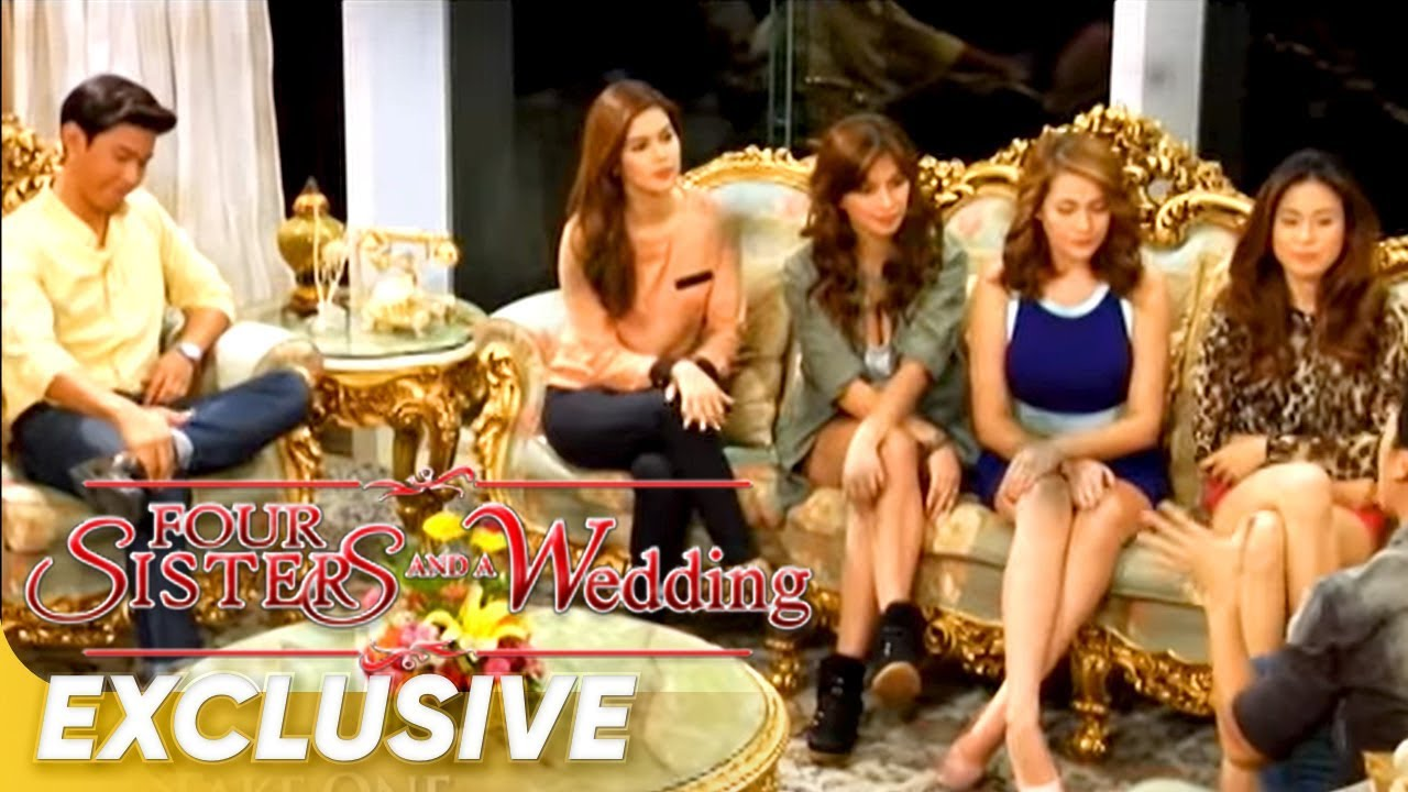 Take One Presents Four Sisters And A Wedding