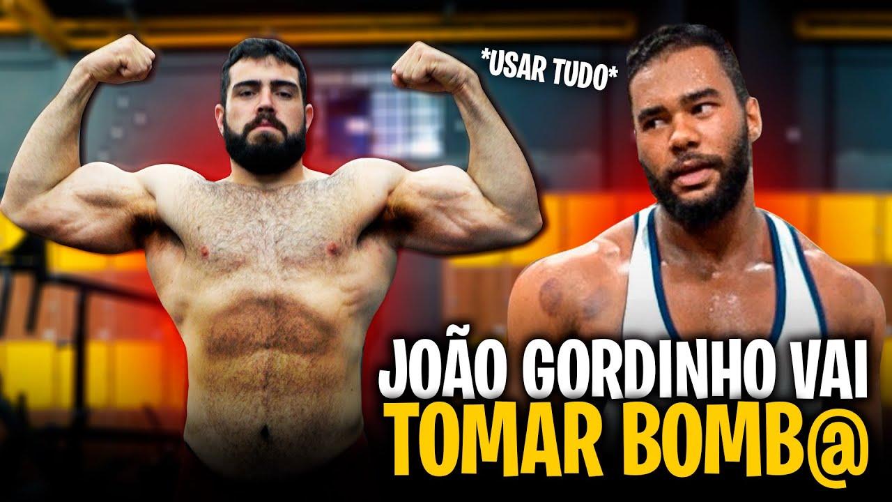 JOÃO GORDINHO VAI DEIXAR DE SER NATURAL!!