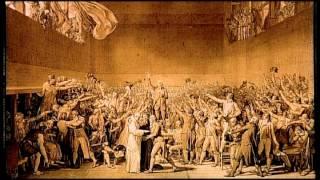 LEA 1 2 DAVID 1791 Le Serment du Jeu de Paume