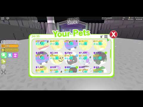 Roblox Update 9 Dominus Egg! 🐾 Pet Simulator! Hholykukingames Playing