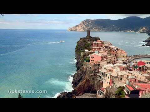 Vernazza, Italy: Weathering the Storm