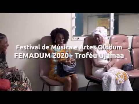 Olodum - Troféu Ujaama 2020