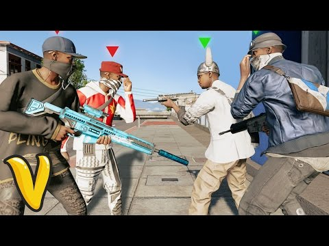 WATCH DOGS 2 PVP OPERATIONS SHOWDOWN! :: Watch Dogs 2 Multiplayer Funny Moments!