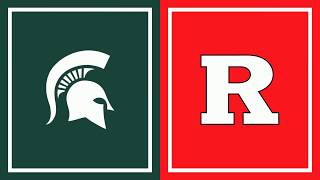 First Half Highlights: Rutgers at Michigan State