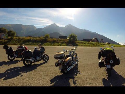 Słowacja, Tatry, Bieszczady Na Motocyklu - Wrzesień'15