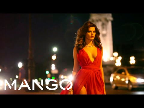 Isabeli Fontana for MANGO FW2011 collection - The making of