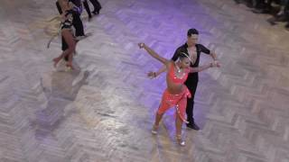 MДЊR LAT 2017   chacha MatyaЕЎ Adamec and Natalie Otahalova