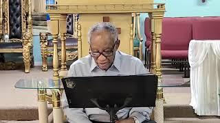 Greater Palm Bay Church of God Bible Study April 8,2020