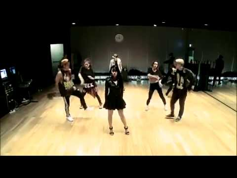 G - Dragon of BIGBANG and CL of 2ne1 - R.O.D [Dance Practice]