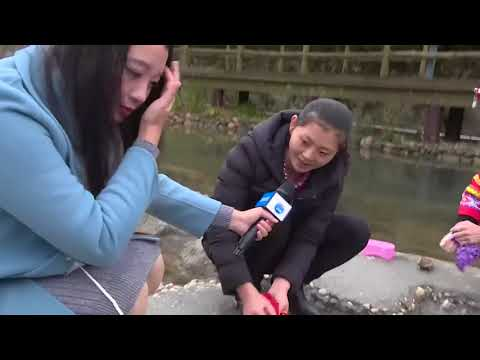 """City of hot springs"" in Hunan, China finds path out of poverty"
