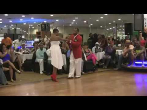 Rich Jackson & Bri Only one Chi Town Steppers