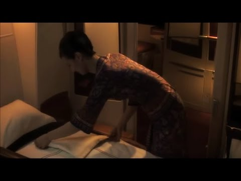 The Singapore Airlines A380 Suites | Singapore Airlines