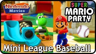 Super Mario Party - Mini League Baseball (2 Players)
