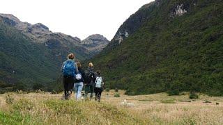 UVM Travel Study: Ecuador's Páramo Grasslands