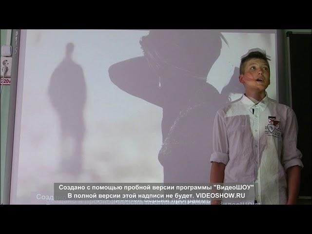 Изображение предпросмотра прочтения – ЕгорКузьмин читает произведение «Я не могу писать тебе стихов» К.М.Симонова