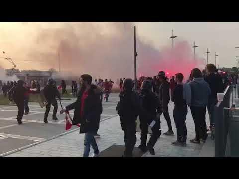 Frente Atletico vs Ultras Marsella