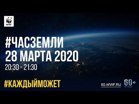 Час земли (Earth Hour): 28 марта 2020 года в 20:30-21:30 весь мир выключит свет на 1 час. Участвуй!