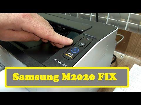 Samsung M2020   M2020W Прошивка FIX