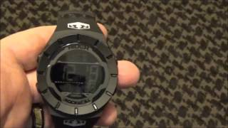 Rockwell Coliseum / Raider Project watch