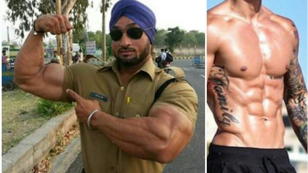 INDIAN police 2017 /para commando train/deadly workout