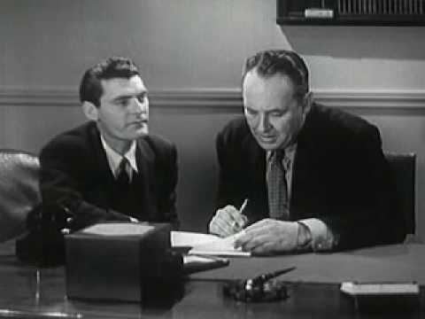 Hired! (1941) Chevrolet Car Sales Training and Motivation Film