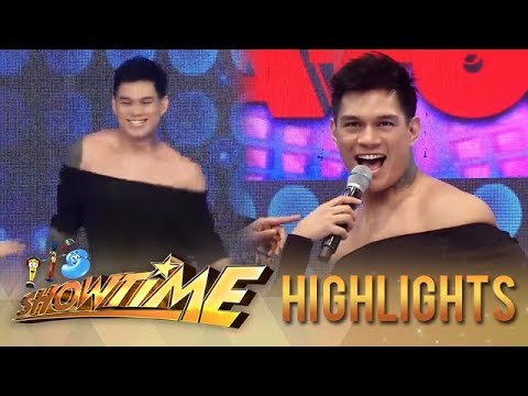 It's Showtime: Hashtag Zeus transforms in It's Showtime