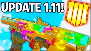 *NEW UPDATE in BLACK OPS 4* - UPDATE 1.11 DLC WEAPONS, BLACKOUT LTM, BLACKJACKS SHOP UPDATE & MORE