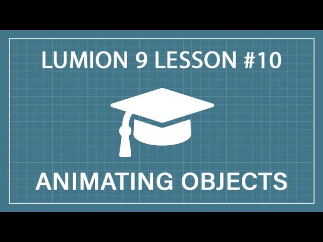 How to Animate Clouds, Cars, People, Doors & More: Lumion 9 - 3D Render Tutorial