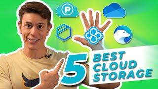 Top 5 Best Cloud Storage Providers 2020 screenshot 1