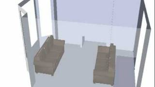 Using Google Sketchup To Plan Our Sitting Room