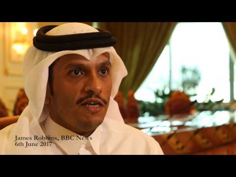 BBC Interview with Qatar Foreign Minister