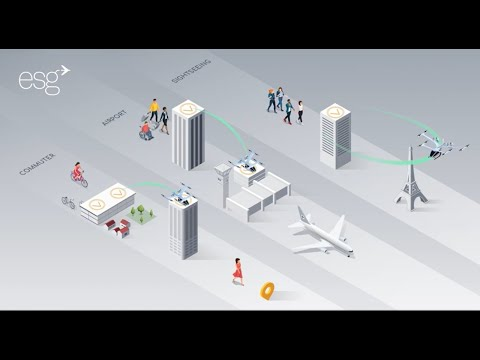 Eve Air Mobility's eVTOL   Use cases