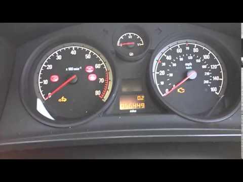 Triptonic Semi Auto Gear Box F Display Issue On Zafira B Youtube