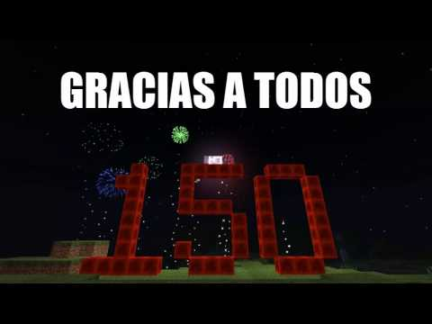 150 videos, gracias